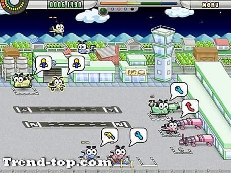 Spill som Airport Mania for PSP Strategispill