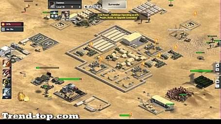 6 spill som Thunder Run: War of Clans for iOS Strategispill