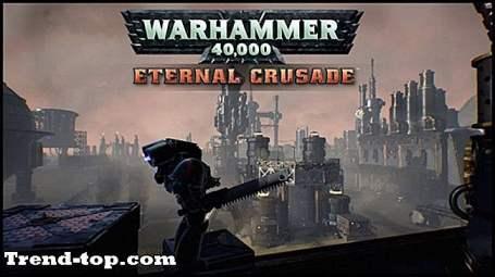 5 spil som Warhammer 40.000: Evig korstog på damp Strategispil