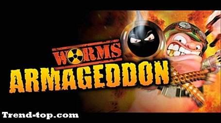 PC用Worms Armageddonのような20のゲーム ストラテジーゲーム