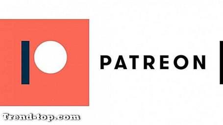 Patreonに似ている17サイトを検索する その他のオンラインサービス