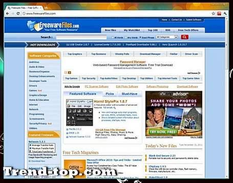 27 Seiten mögen Freeware-Dateien Andere Online Dienste