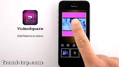 Square Videoのような17のアプリ その他の写真ビデオ