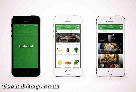 iOS向けInstacartのような4つのアプリ その他の写真ビデオ