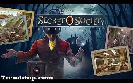 23 ألعاب مثل سر المجتمع: اللغز الخفي لالروبوت لغز اللغز