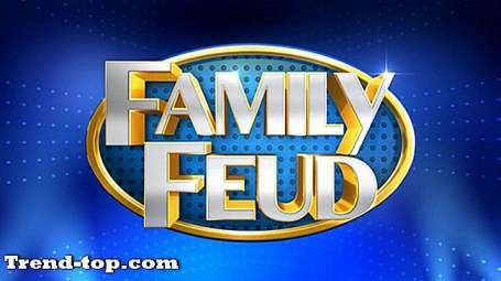 Spel som Family Feud for PS2 Pussel Pussel