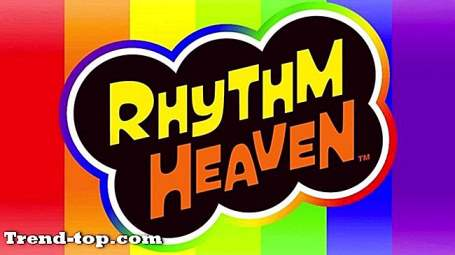 Spill som Rhythm Heaven for Nintendo 3DS