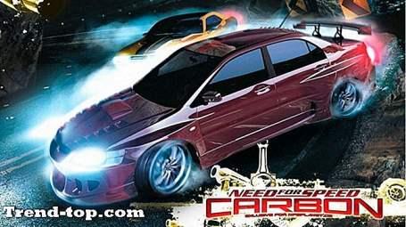 5 gier takich jak Need for Speed: Carbon na system PS3 Wyścigi Wyścigowe