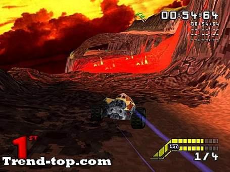 2 игры, как S.C.A.R.S. для PSP Гонки Гонки