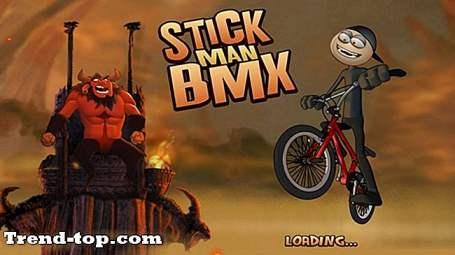 Juegos como Stickman BMX para PS3 Carreras Deportivas