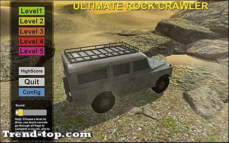 Juegos como Ultimate Rock Crawler para PS4 Carreras Deportivas