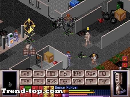 8 игр Как X-COM: защита UFO для Linux Стратегия Рпг