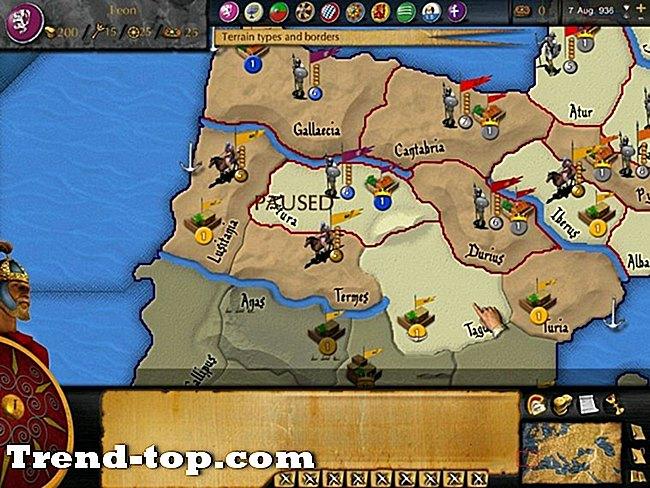 4 Spiele wie große Invasionen: The Darkages 350-1066 AD für iOS Rts