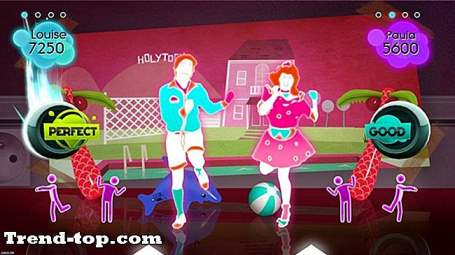 11 Games Like Just Dance Wii 2 لأجهزة إكس بوكس ​​360 محاكاة