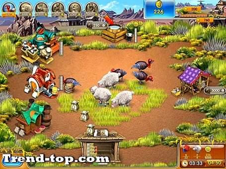44 jogos como Farm Frenzy 3 Simulação