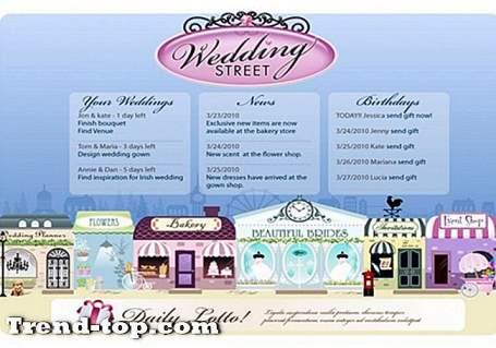Spiele wie Wedding Street für PS3 Simulation