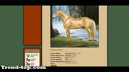 2 games zoals Horse Eden voor Nintendo 3DS Simulatie