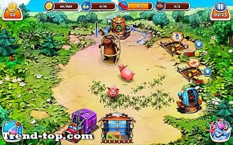 40 jogos como Farm Frenzy