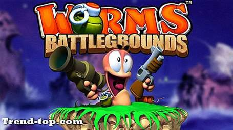 3 spel som Worms Battlegrounds för Xbox One Strategi