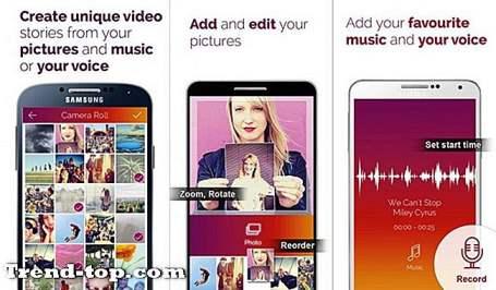 5 Aplicativos como PicMotion para iOS Outros Filmes Em Vídeo